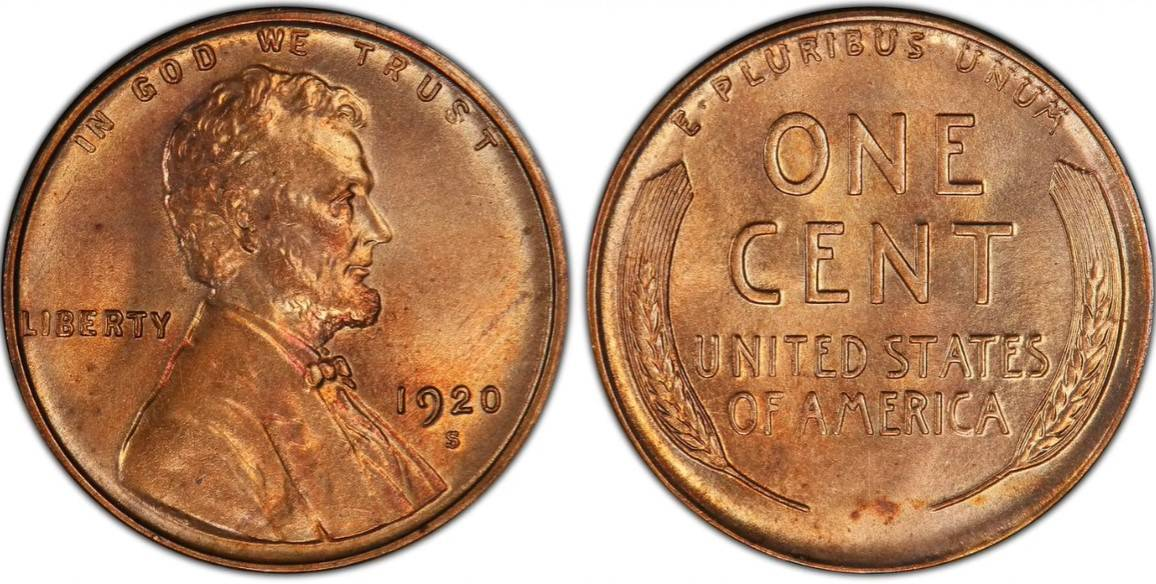 How Much is a 1920 Wheat Penny Worth (Price Chart)