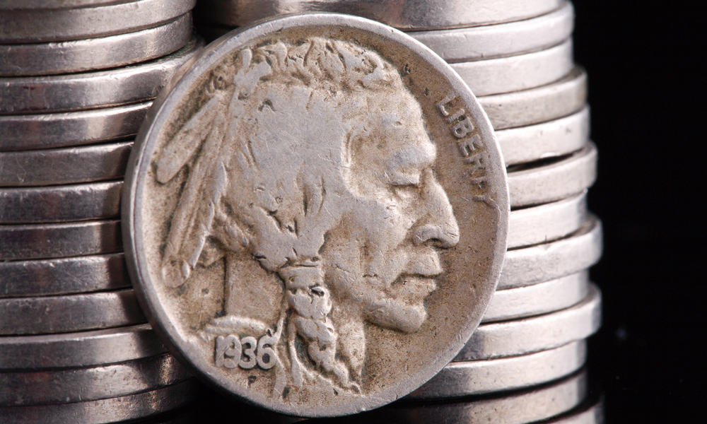 How Much is a 1936 Buffalo Nickel Worth (Price Chart)