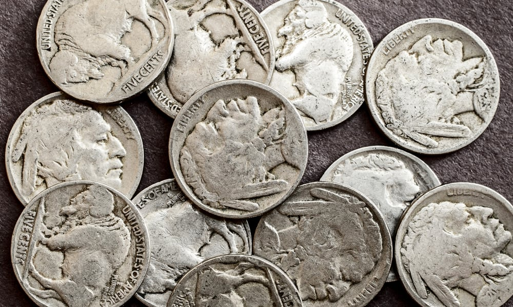 How Much is a Buffalo Nickel Worth (Price Chart)