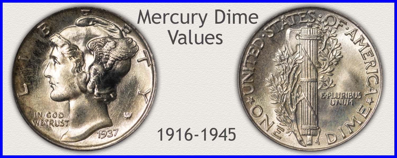 Mercury Dimes