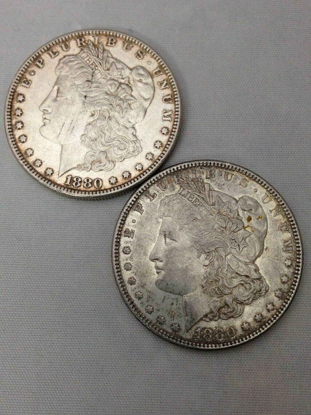Morgan Silver Dollar History