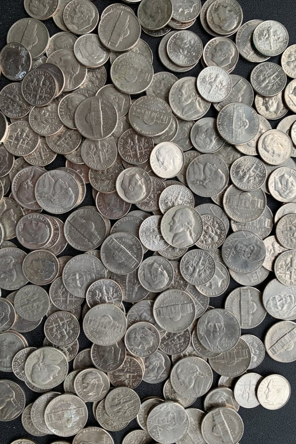 Most Valuable US Dimes