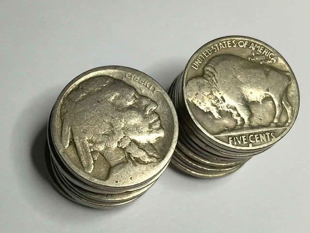 Rare Buffalo Nickel Value