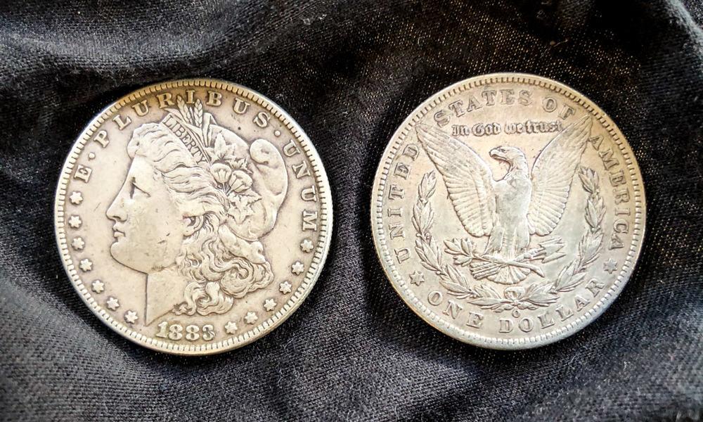 The reason for minting Morgan Silver Dollar