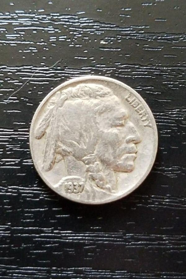 Value of 1937-nickel Coin
