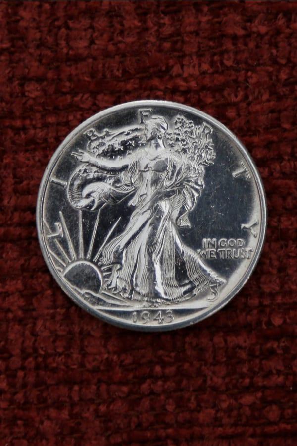 Value of 1943 Half Dollar Coin