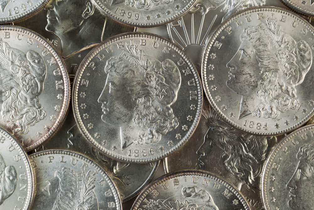 Value of Morgan Silver Dollar