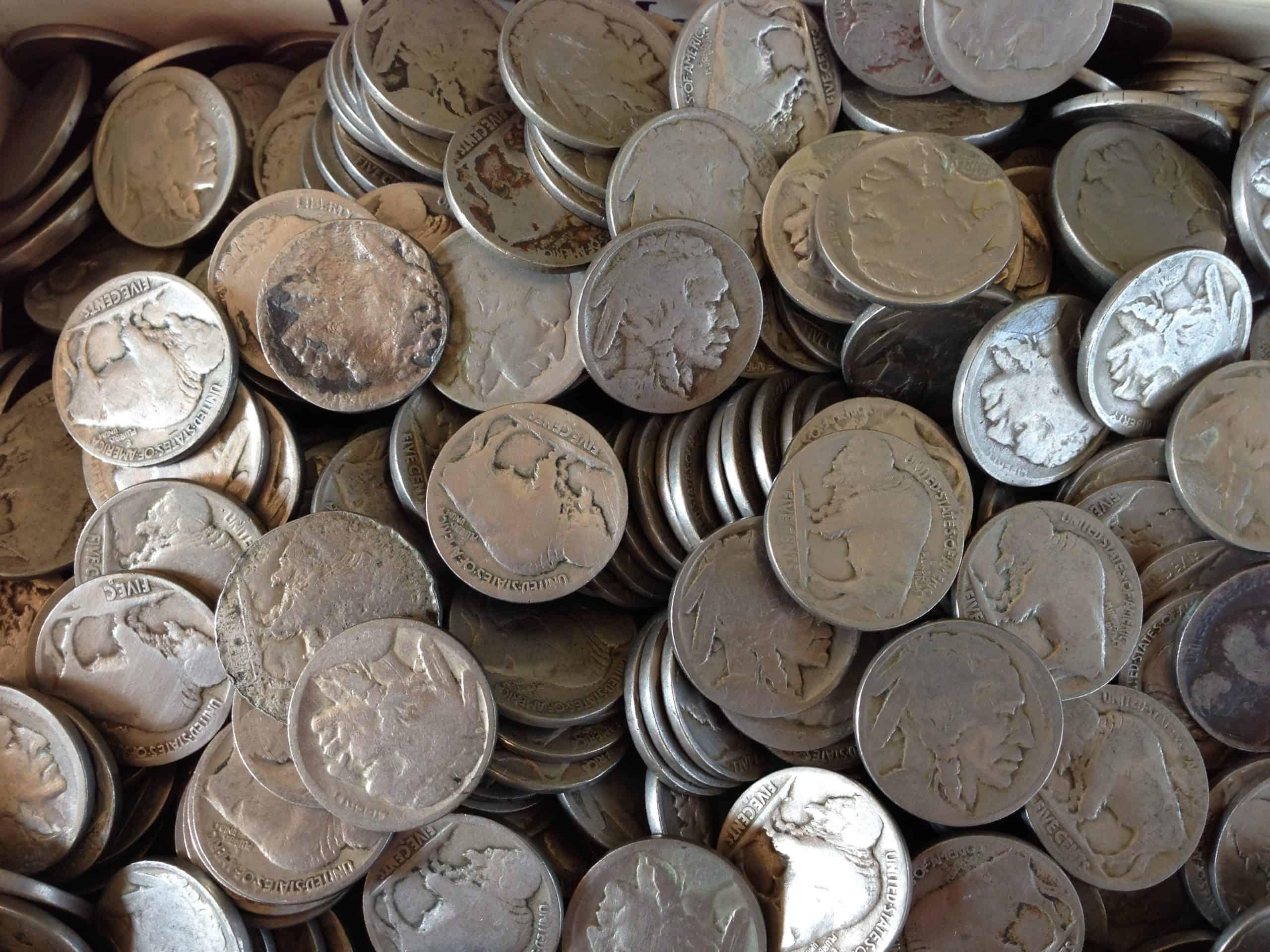 Varieties of the 1937-nickel