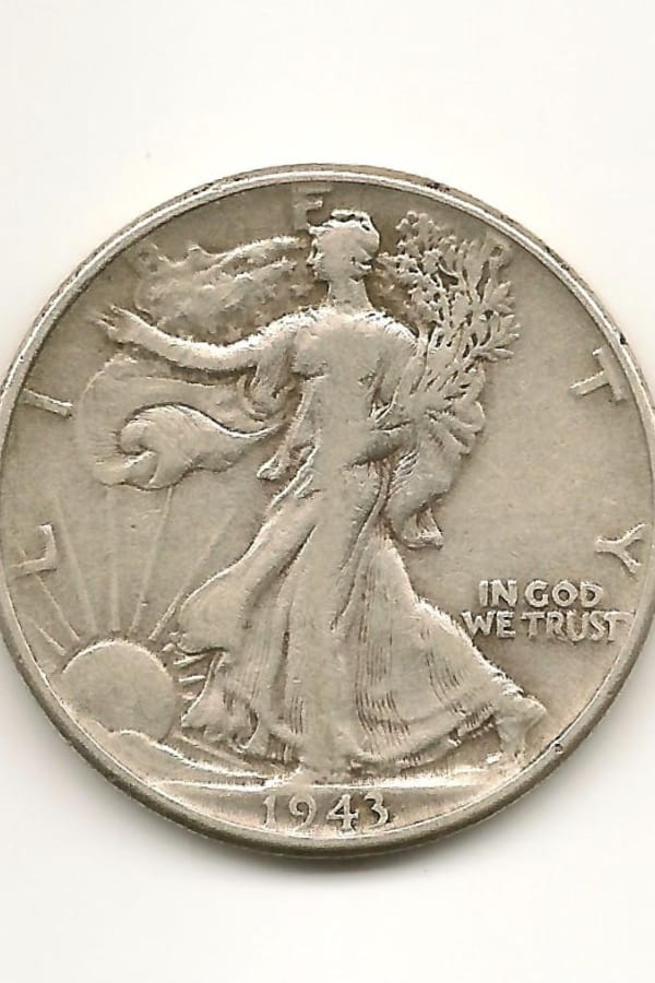 What Is The 1943 Half Dollar Coin