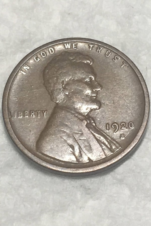 What is 1920 Wheat Penny