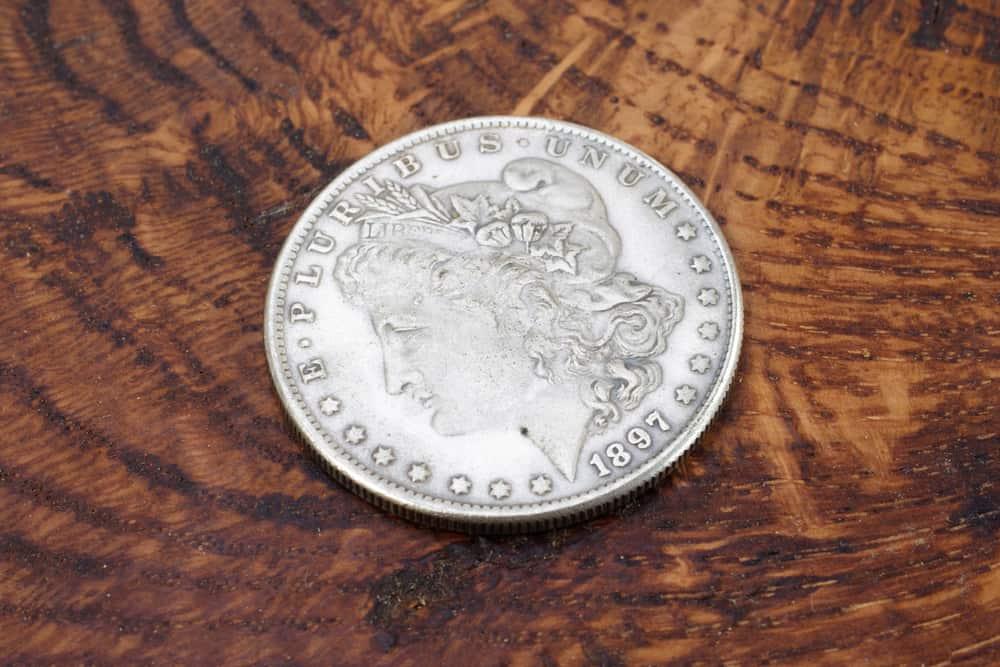 1897 Morgan Silver Dollar Value