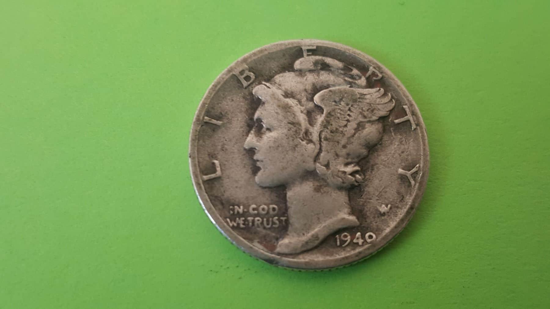 1940 Dime Value