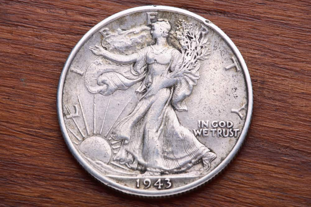 About the Walking Liberty Half Dollar