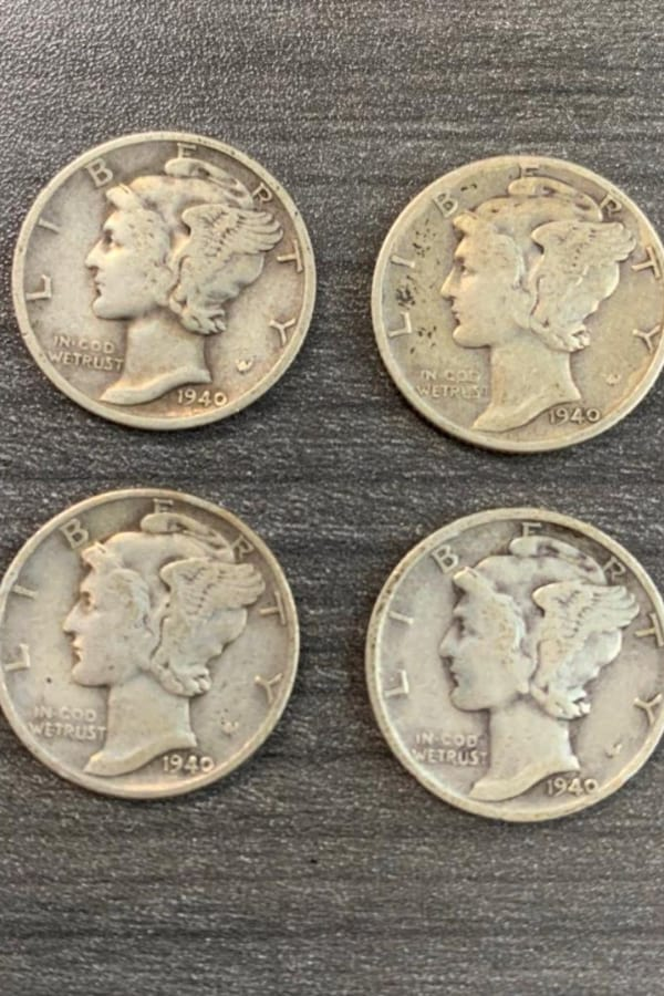 Factors that influence the value of the 1940 Mercury Dime