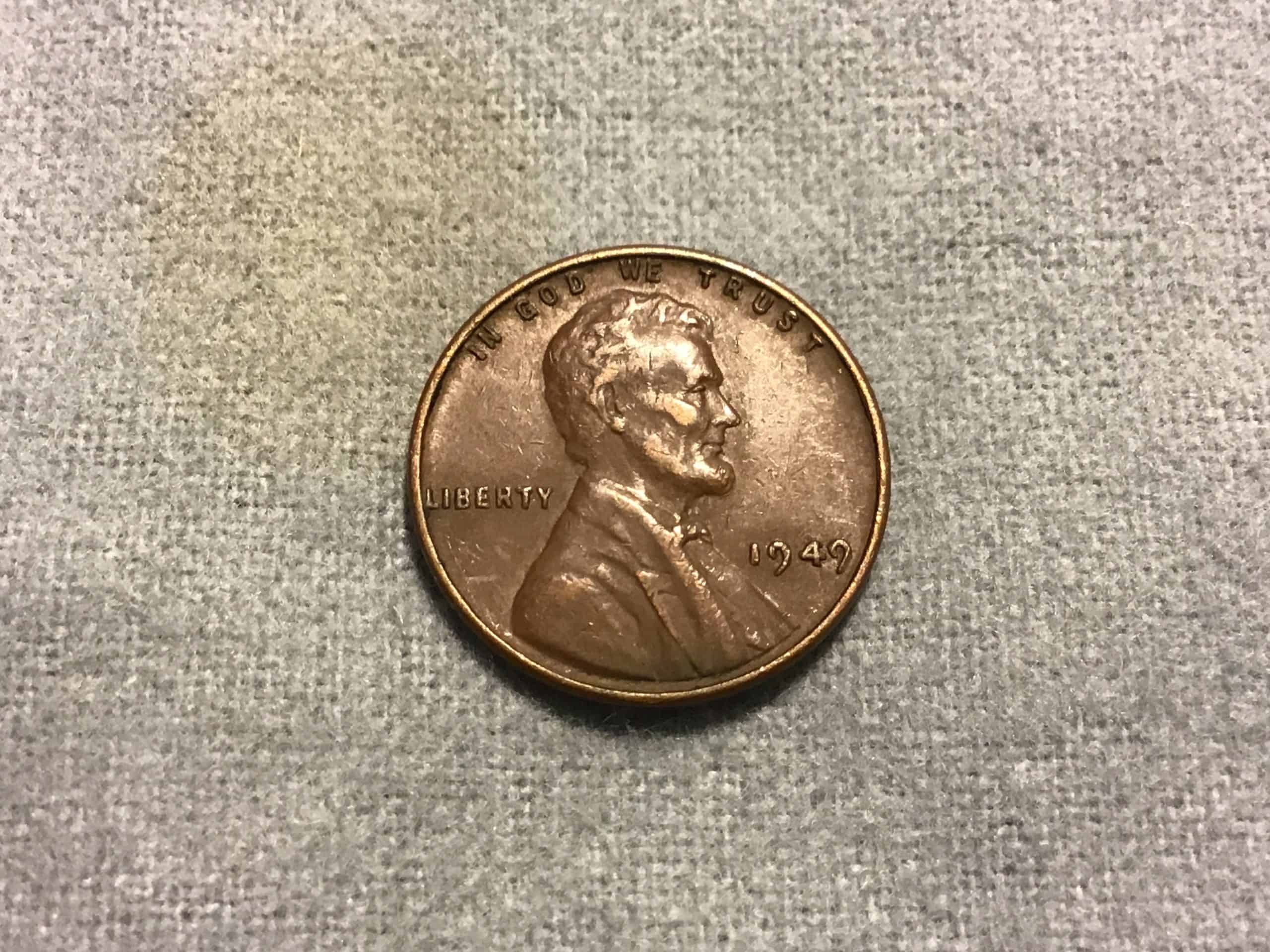 History of the 1949 Lincoln Penny