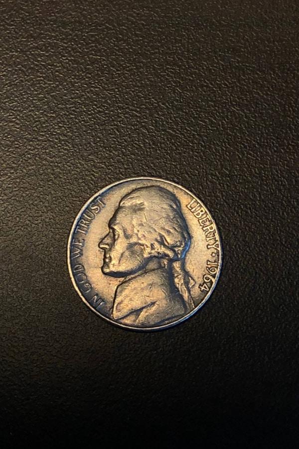 History of the 1964 Jefferson Nickel