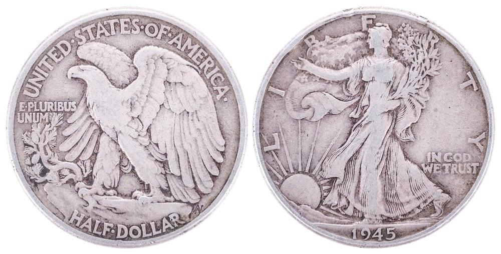 History of the Walking Liberty Half Dollar