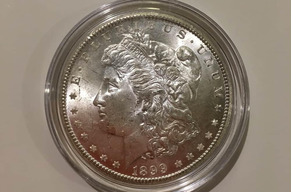 How Much is a 1899 Morgan Silver Dollar Worth