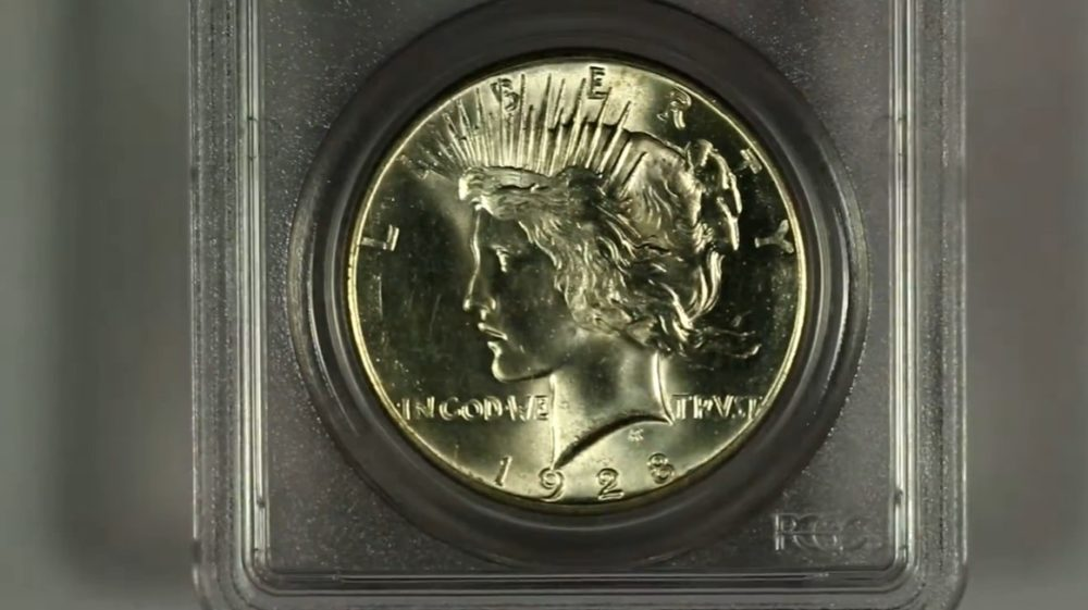 How Much is a 1928 Peace Silver Dollar Worth (Price Chart)