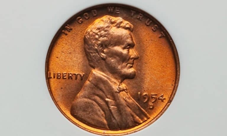 How Much is a 1954 Wheat Penny Worth (Price Chart)