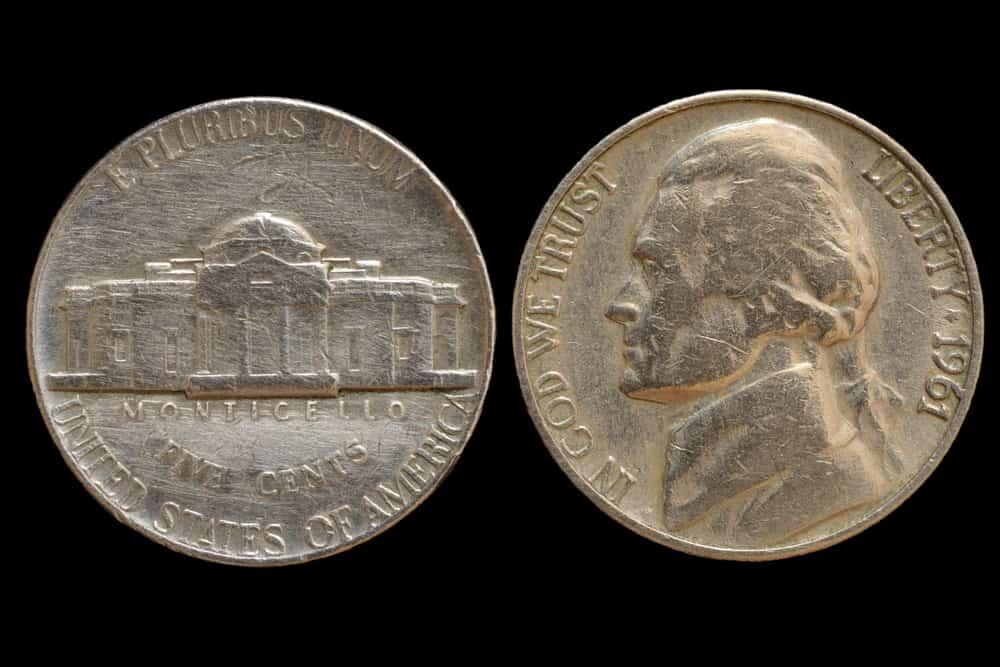 Jefferson Nickel History