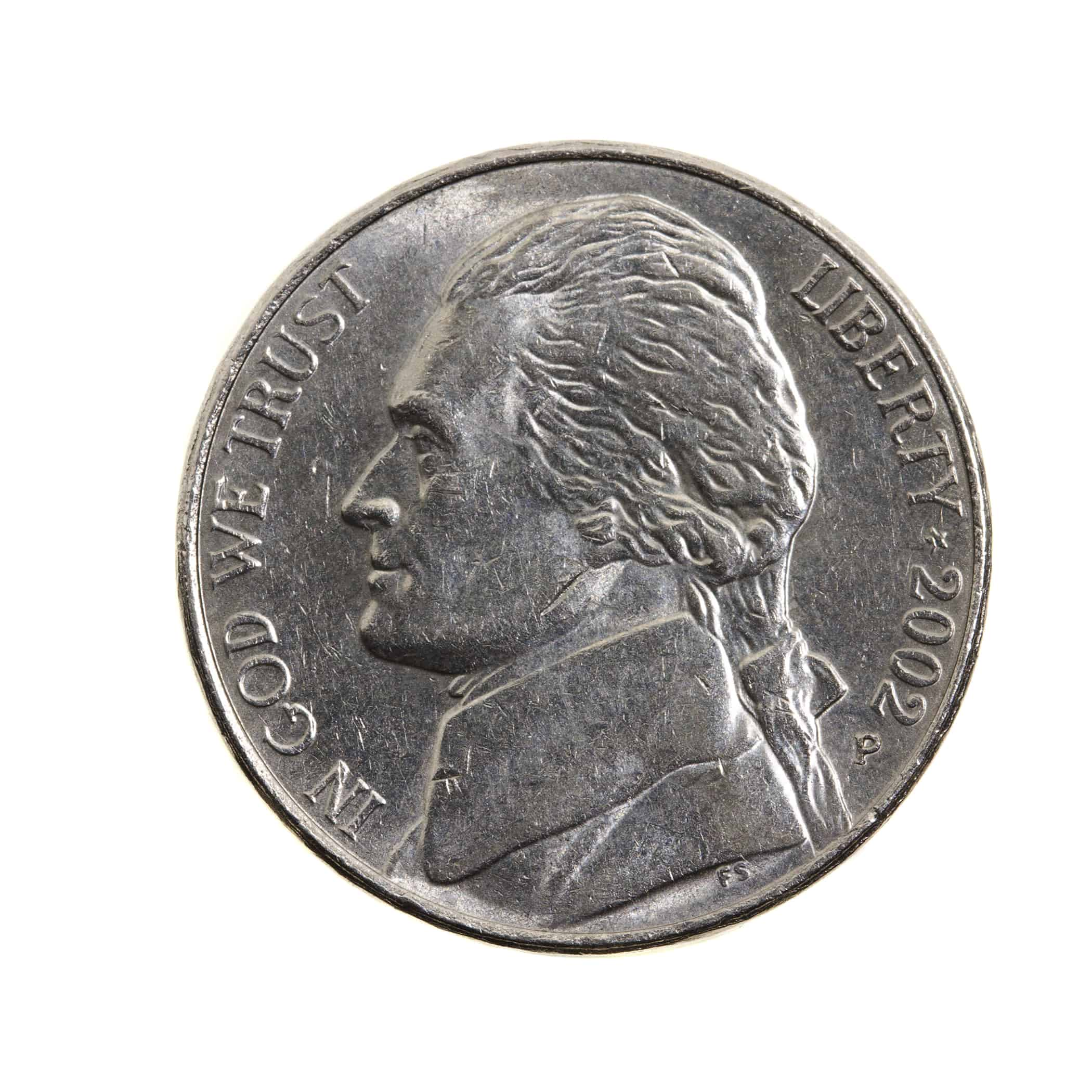 Obverse (Head) Features 5