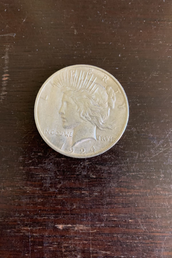 Value of the 1924 Peace Silver Dollar