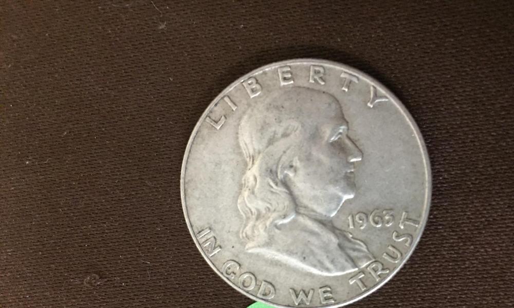 What Is 1963 Franklin Half Dollar